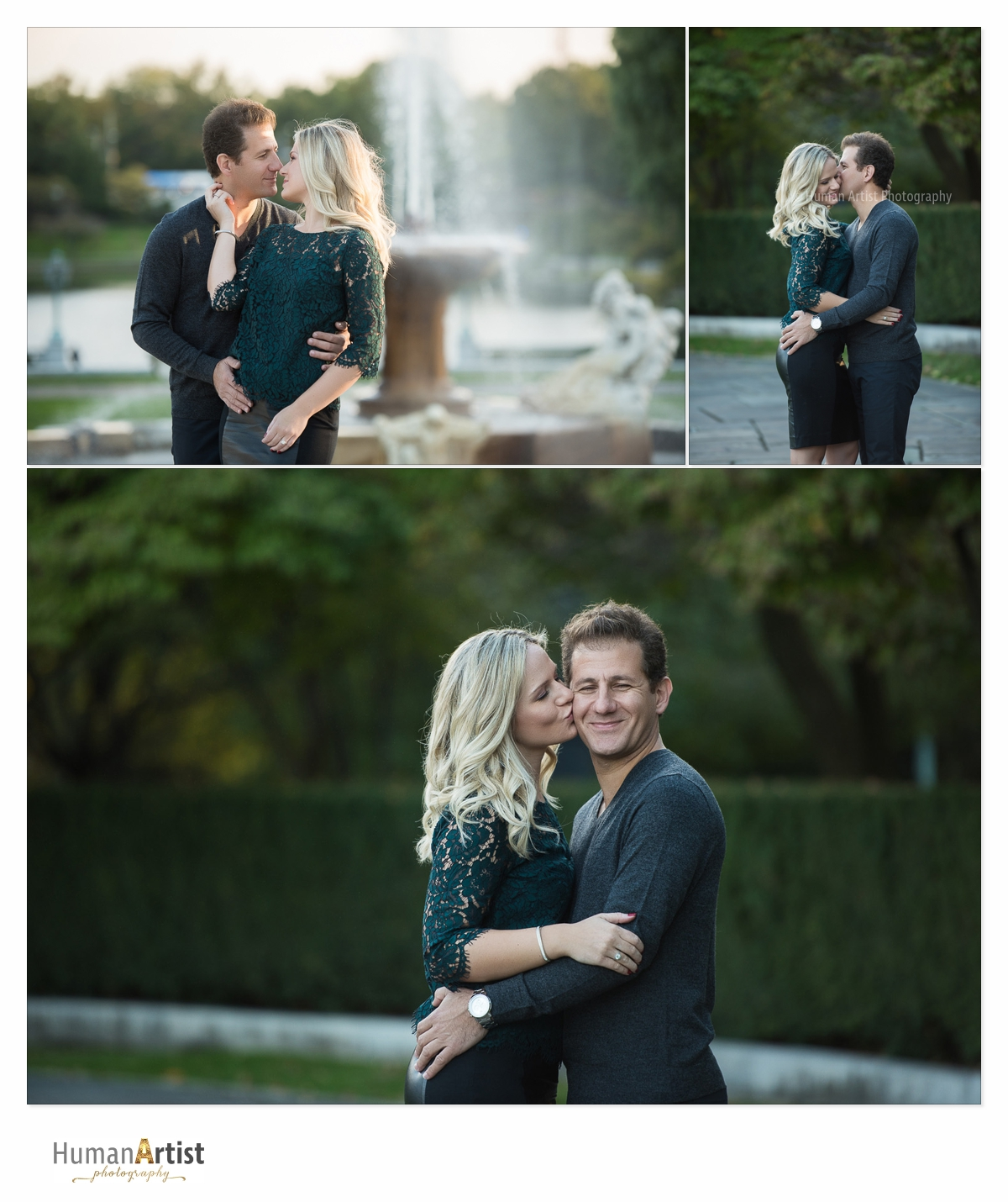 Wade Park Engagement Session