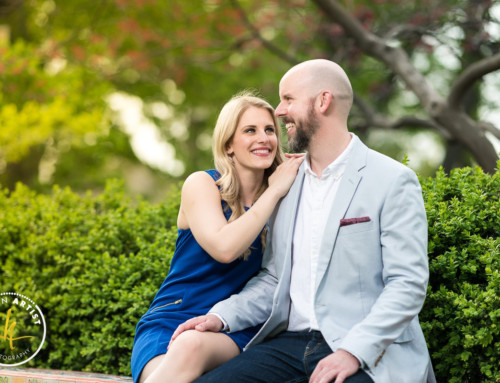 Shanna and Jeff | Cleveland Engagement Session