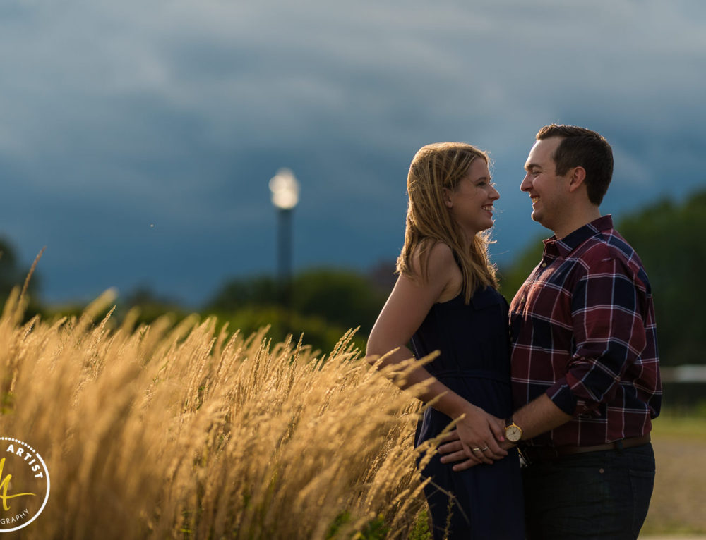 Rachel and Jordan | Cleveland Engagement Session