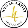 Human Artist Photography Logo