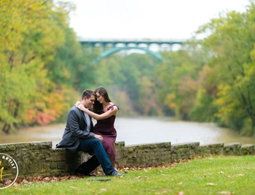 Rocky River Reservation Engagement Session | Kelly and Ryan