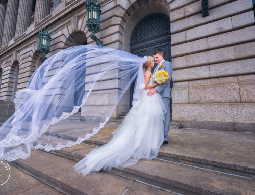 Yana and Jack | Cleveland Wedding