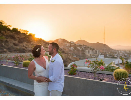 Wedding in Cabo and Cleveland | Tess and Tony